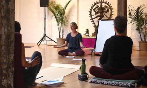 The Power of Clear Seeing- The Art of Observation: Principles for Standing Poses and Vinyasa Movements