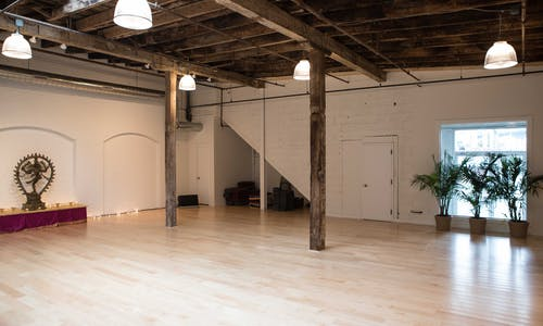 Grand Yoga/Movement Room