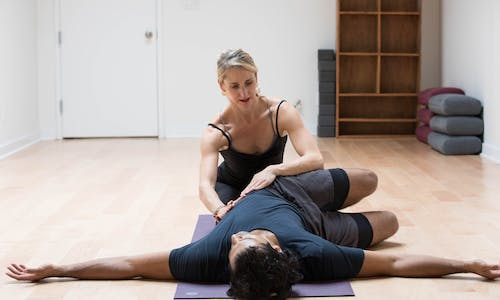 Therapeutic Yoga Private