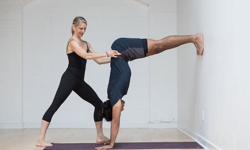 Up-Level Yoga Private